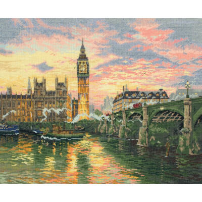 Anchor Maia keresztszemes készlet - London