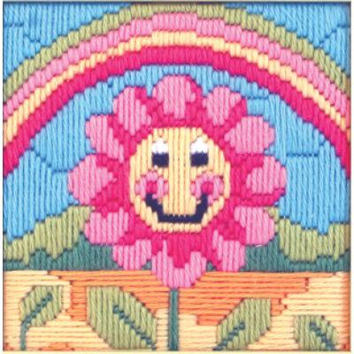 Anchor hosszúöltéses készlet - Virág