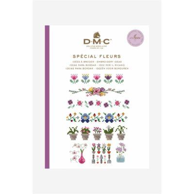 DMC mintafüzet - Különleges virágok