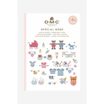 DMC mintafüzet - Különleges baba