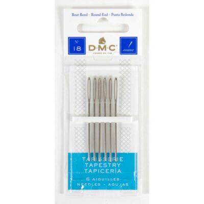 DMC gobelin tű 18 méret, 6 db