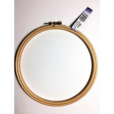 Fa hímzőráma- 17 cm