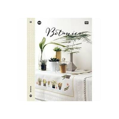 Rico 155 Botanica mintafüzet
