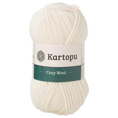Cozy Wool K025- vastag téli fonal akril gyapjú keverék