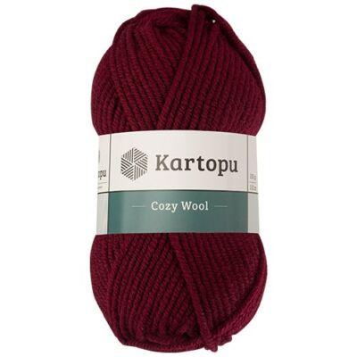 Cozy Wool K110- vastag téli fonal akril gyapjú keverék