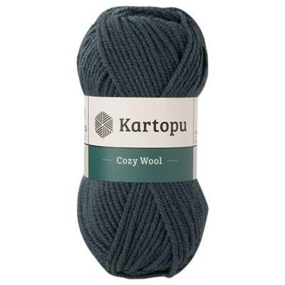 Cozy Wool K1480- vastag téli fonal akril gyapjú keverék