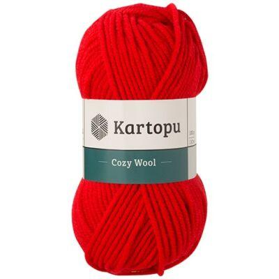 Cozy Wool K150- vastag téli fonal akril gyapjú keverék