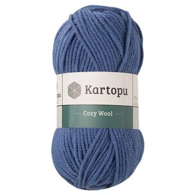 Cozy Wool K1533- vastag téli fonal akril gyapjú keverék