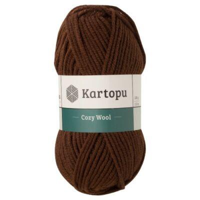 Cozy Wool K890- vastag téli fonal akril gyapjú keverék