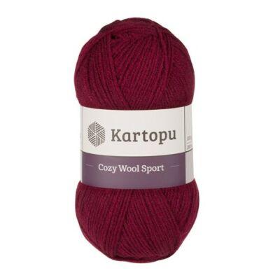 Cozy Wool Sport K110-akril gyapjú keverék