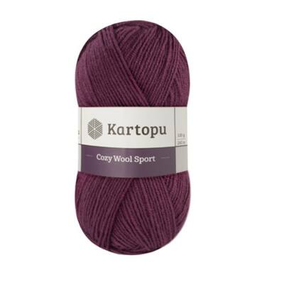 Cozy Wool Sport K1723-akril gyapjú keverék