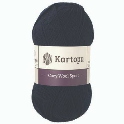 Cozy Wool Sport K630-akril gyapjú keverék
