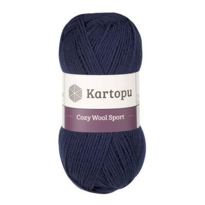 Cozy Wool Sport K632-akril gyapjú keverék