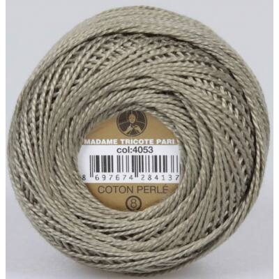 Perlé hímző gyöngyfonal 4053 - keki