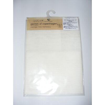 Permin hímzővászon - bézs 27 ct 70x92 cm