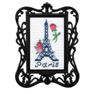 Keresztszemes készlet - Párizs