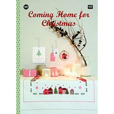 Rico 151-Karácsonyi hazatérés-keresztszemes mintafüzet