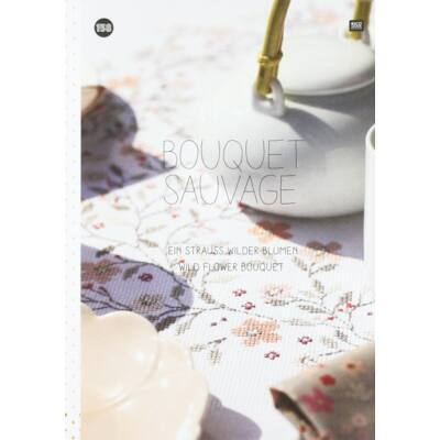 Rico 158 Bouquet Sauvage mintafüzet