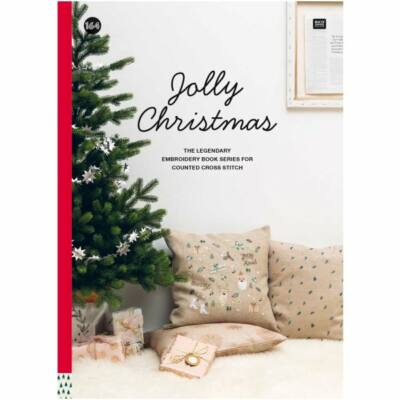 Rico 164 Jolly Christmas mintafüzet