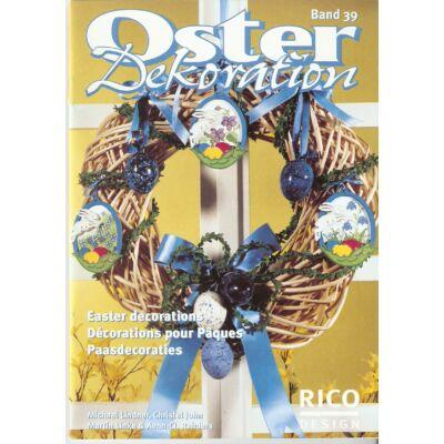 Rico 39 - Húsvéti dekorációk mintafüzet