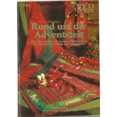 Rico 6 - Advent körül mintafüzet