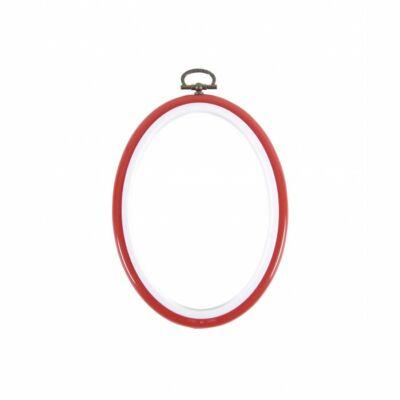 Flexi hoop ovális 15 cm