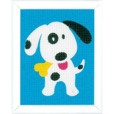 Gobelin készlet gyerekeknek-Kutya