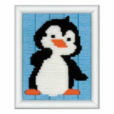 Gobelin készlet gyerekeknek-Pingvin
