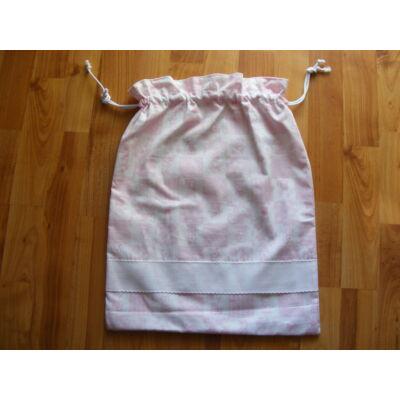 Hímezhető ovis tornazsák-Állatos rózsaszín