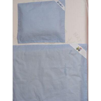 Hímezhető ágynemű-Kék pöttyös