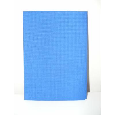 Aida sötét kék 16 ct 43x50