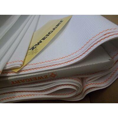Aida 16 ct- fehér 75 cm széles